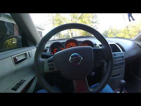 2005 Nissan Maxima Review