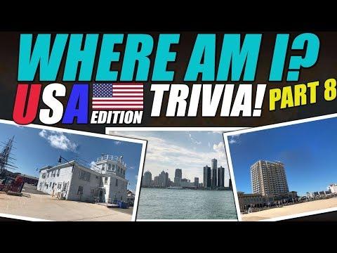 Where Am I? USA Edition! Trivia Part 8