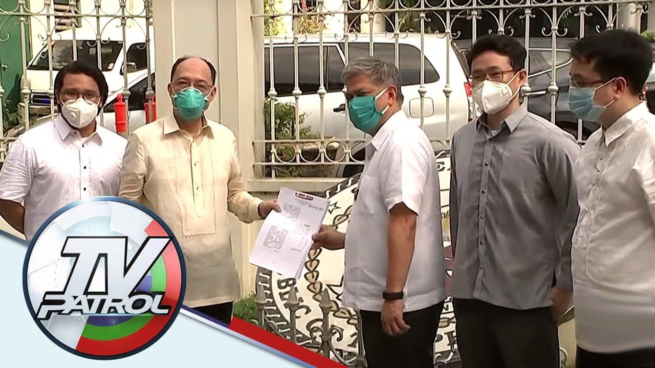 Iba't ibang grupo nagtungo SC para kuwestiyunin ang legalidad ng anti-terror law | TV Patrol