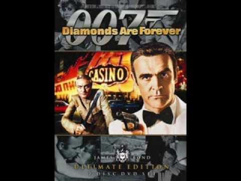 James Bond 007 - Diamonds Are Forever Soundtrack