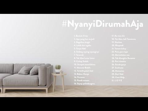 #NyanyiDirumahAja - Album