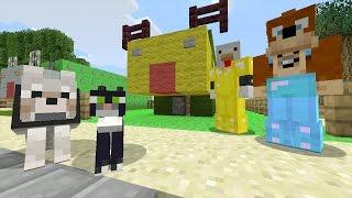 Minecraft Xbox - Wiggly Worm [215]
