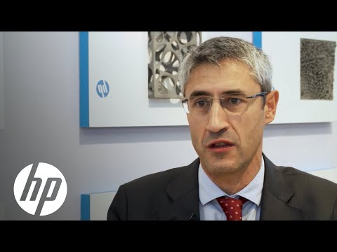 China Welcomes the Power of HP | Jet Fusion 3D Printing  | HP