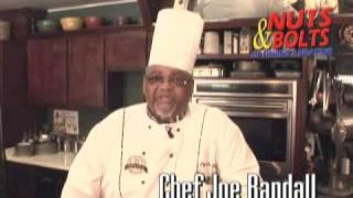 Chef Joe Randall's Pan-roasted Grouper