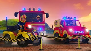 Fireman Sam US New Episodes HD | The firefighters Team off to save everybody!  🚒🔥Kids Movies