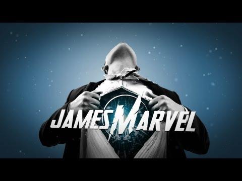 James Marvel - Drum & Bass Mix - Panda Mix Show