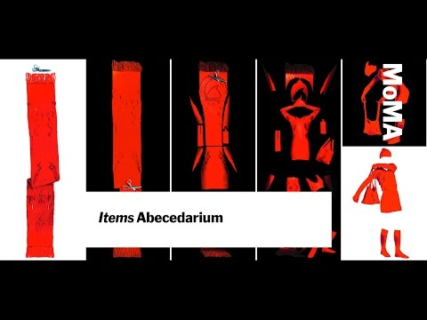 Items: Is Fashion Modern? | Abecedarium | MoMA LIVE