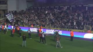 Andonline PO1 Charleroi - Anderlecht  freed from desire and clapping