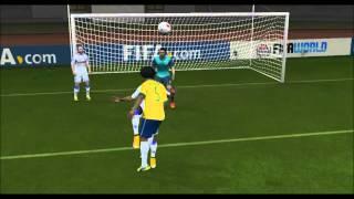 FIFA WORLD 5 NAJBOLJIH GOLOVA NEDJELJE