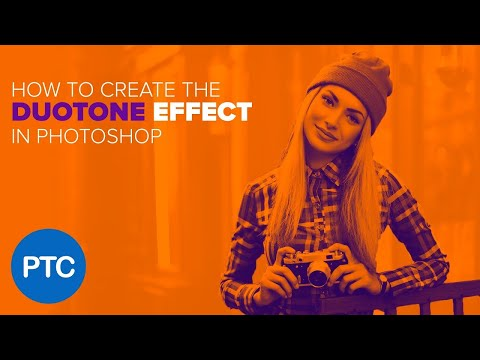 Duotone Effect In Photoshop