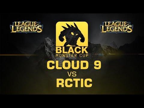 BALLZ IN DA JUNGLE vs. RCTIC - Semifinal - BMC EU Spring Qualifier Nordic - League of Legends