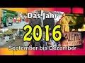 Jahresrückblick 2016 Oktober bis Dezember (Stadt Balve)