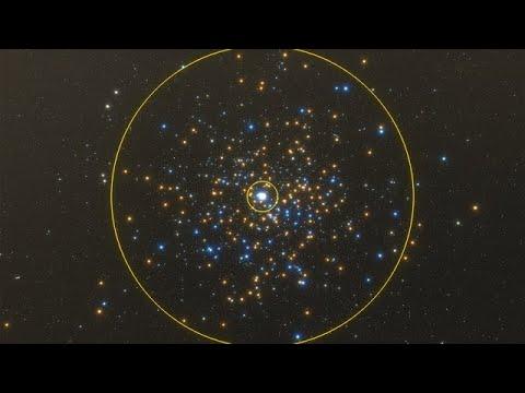 La présence d'un trou noir au cœur de la Voie Lactée serait confirmée
