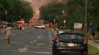 Wisc. Firefighter Killed in Gas Explosion, Fire