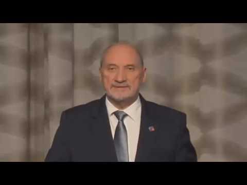 Antoni Macierewicz - Wymiar Szczytu NATO