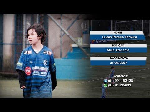 Lucas Ferreira (mini Messi)
