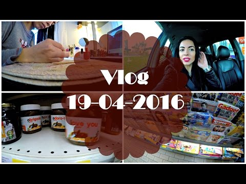 • Vlog || arranjar as unhas, tarifários, cuidar da pele, ... •