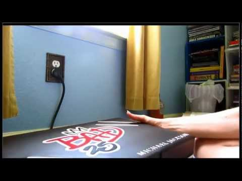 Michael Jackson Bad 25 Deluxe Collectors Edition Unboxing