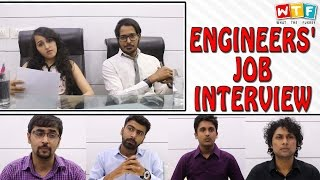 Engineers' Job Interview | WTF | What The Fukrey