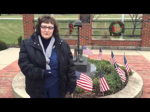Woman Wants Merchant Marines Recognized