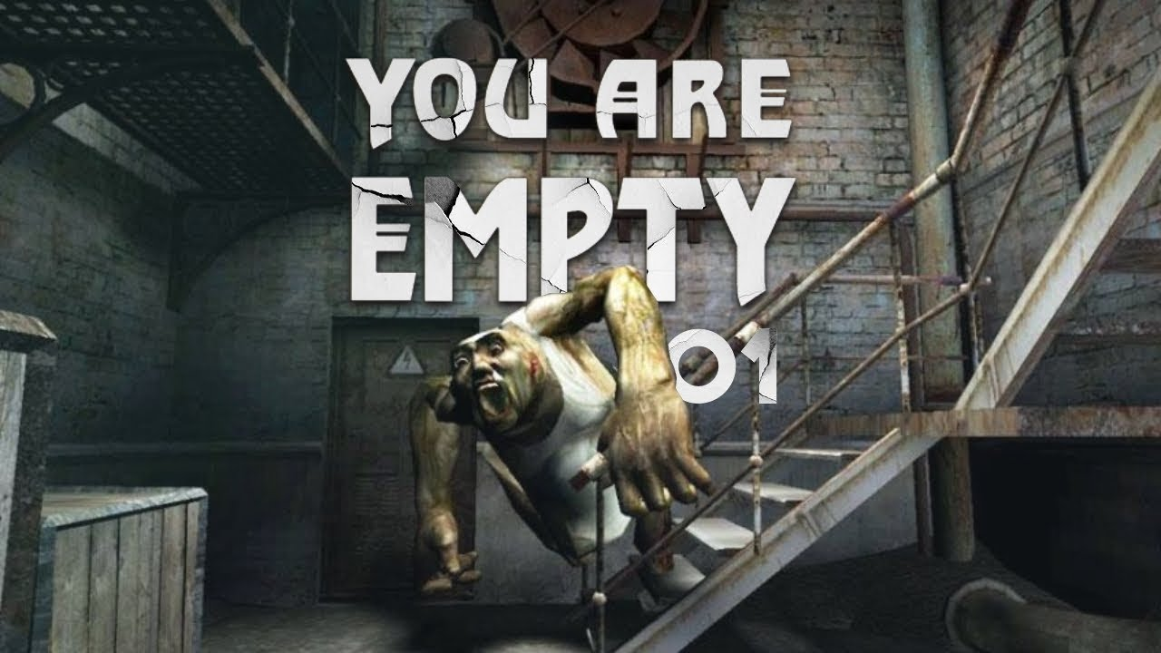 You Are Empty (PL) #1 – Osobliwy horror z Rosji (Gameplay PL)