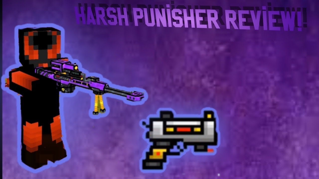 Harsh Punisher Review!