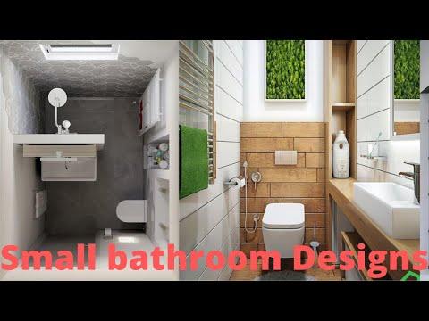 Small Bathroom Interior Design Ideas 2020 Modern American Small Bathroom Renovation Youtube