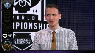 RIP Madlibs   League of Legends Worlds Preview Show