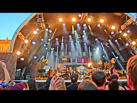 Max Herre Kahedi Radio Show, feat. Philipp Poisell: Wolke 7 (Live at JazzOpen 2015, Stuttgart)
