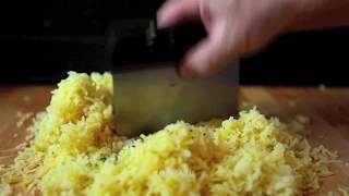 Картофельные ньокки с шалфейным маслом (Gnocchi di patate)