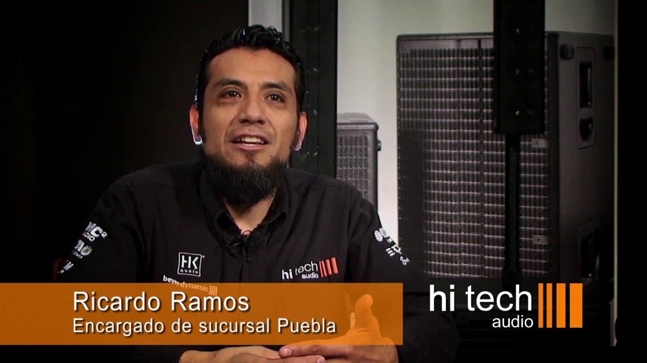 LA MEJOR TIENDA DE EQUIPO PROFESIONAL DE AUDIO EN PUEBLA