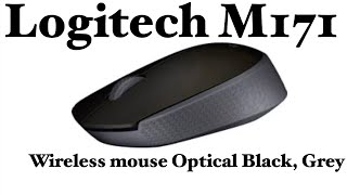 Logitech M171 Wireless Connectivity