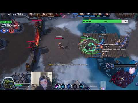 Maiev Cage On Alterac - Stacking Infinite W Quest - Bronze To GM Adventures Silver 4