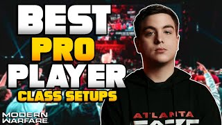 Insanely Good PRO Player Class Setups to Use | Modern Warfare Best Class Setups | JGOD