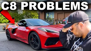 REMOVE THE WRONG BOLT AND IT WILL COST YOU THOUSANDS 2020 CORVETTE | C8 Corvette