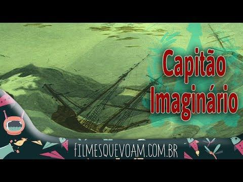 Resultado de imagem para O Capitão Imaginário