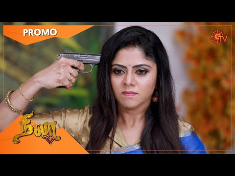Nila - Promo   23 April 2021   Sun TV Serial   Tamil Serial