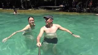 Krabi trip - Emerald pool, Tiger cave, Hot spring - Thailand 2016
