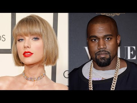 Taylor Swift Puts Kanye West On BLAST In...