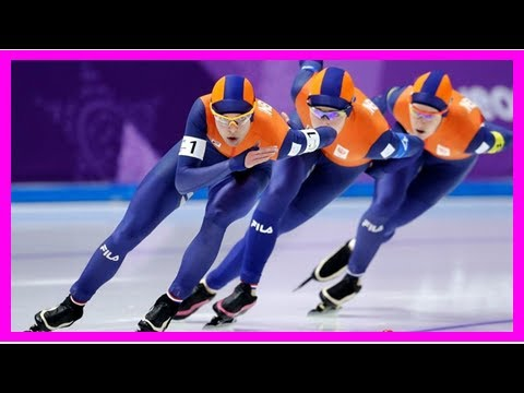 Oranje Crush: How the Netherlands became speed skating royalty- Newsnow Channel
