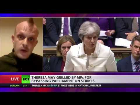 """Topple: """"Effectively we have a UK PM deciding foreign policy via social media"""""""