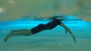 Zwemles: Schoolslag voorbeelden, Armen, Benen en de Combinatie