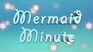 Mermaid Minute Season 2 for Kids: Comment to Mermaid Linden Underwater!