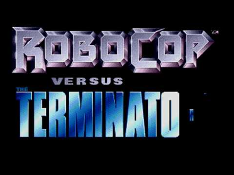 Robocop Versus Terminator Sega Прохождение