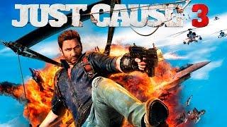 Just Cause 3 - Здесь круто взрывать вещи (Обзор)