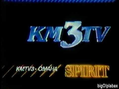 KMTV 3 Omaha - Sign-On (1988)