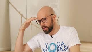 Интервью с преподавателем аштанга йоги Дмитрием Барышниковым
