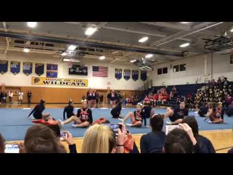 Liverpool High School Varsity Cheerleading 2017