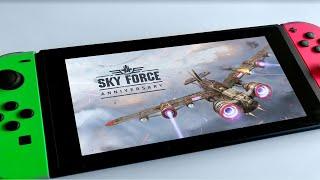 Sky Force Anniversary: Que Jogo!!!