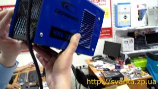 GERRARD MMA 200 - инвертор сварочный, видеообзор аппарата